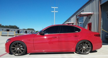 NEW: XXtreme coilover kit Alfa Romeo Giulia!!