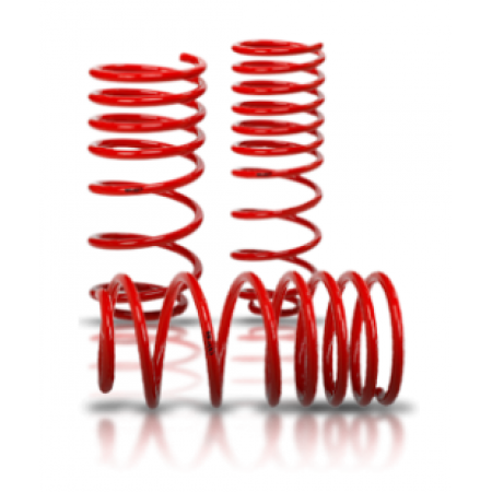 Single FRONT spring LOWERINGSPRING KIT: 35 BM 116
